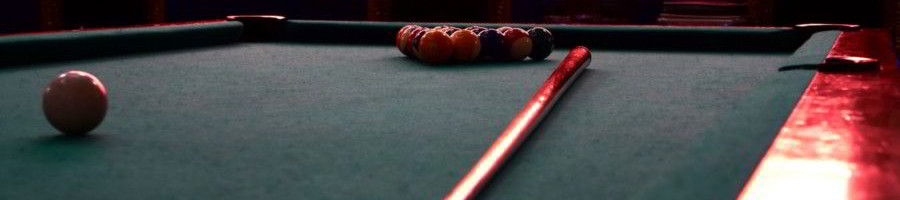 Manitowoc pool table assembly featured